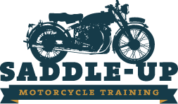 Saddle Up Motorcycle Training Logo